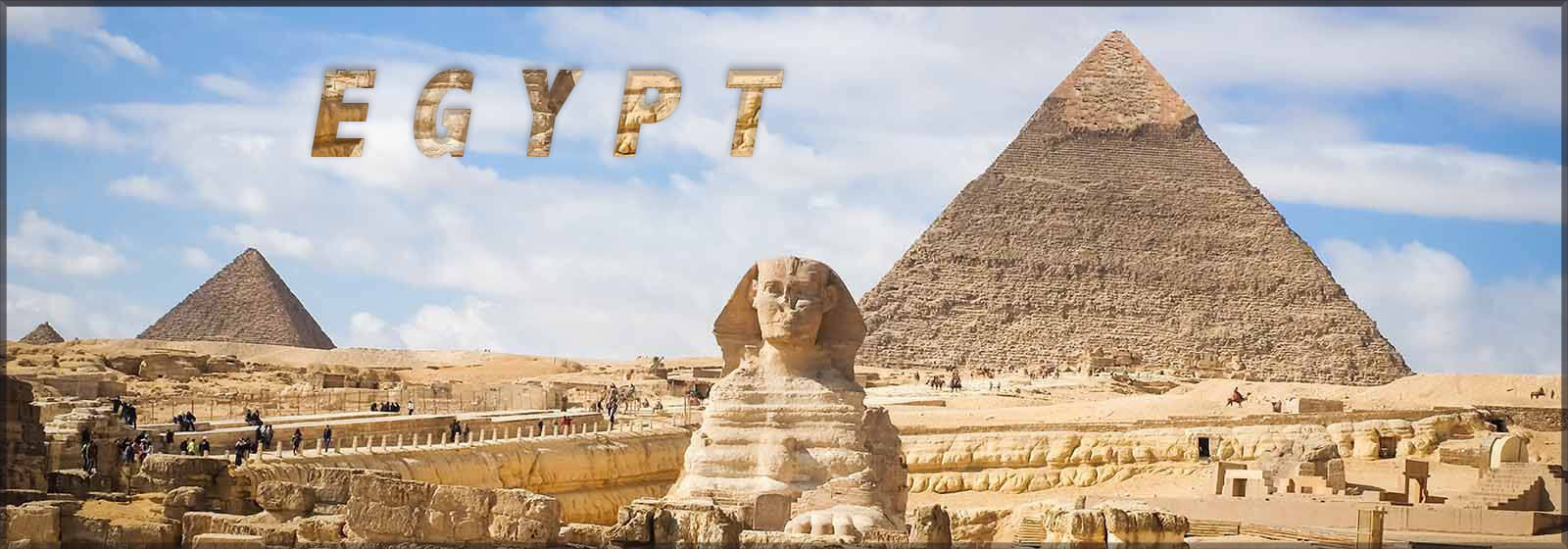 Egypt, Love it Or Leave it!